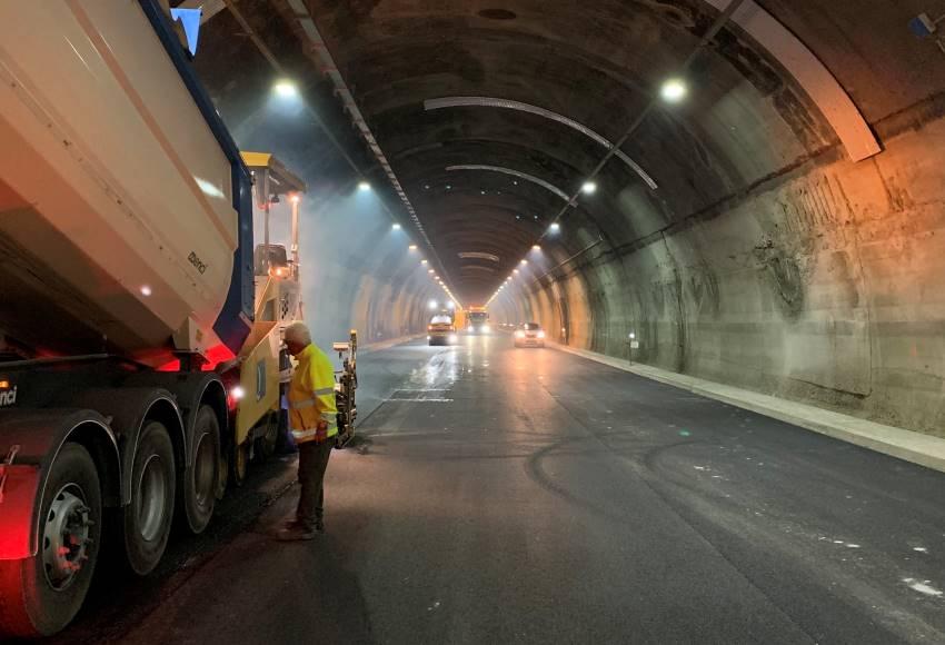 Rifacimento Pavimentazioni Autostradali In A26