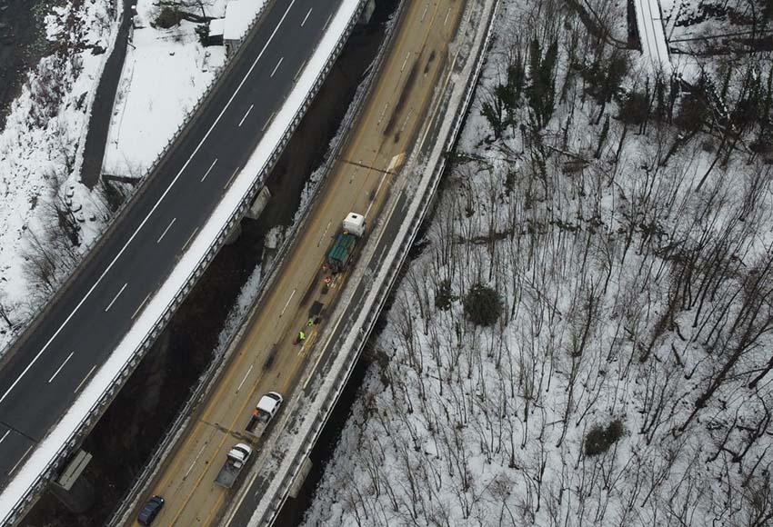 Interventi Di Ripristino Autostrade Liguri Piemontesi